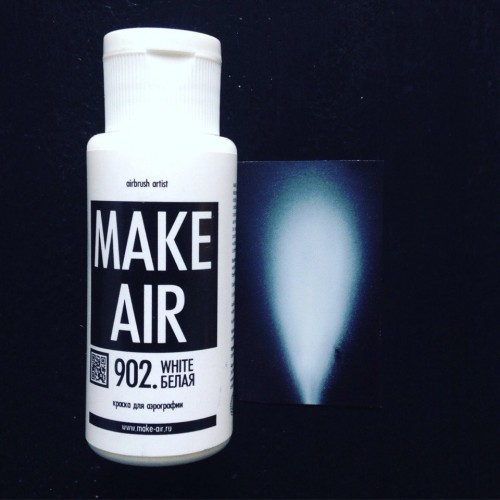 Краска для боди-арта и аквагрима MAKE AIR airbrush - 902 60 мл